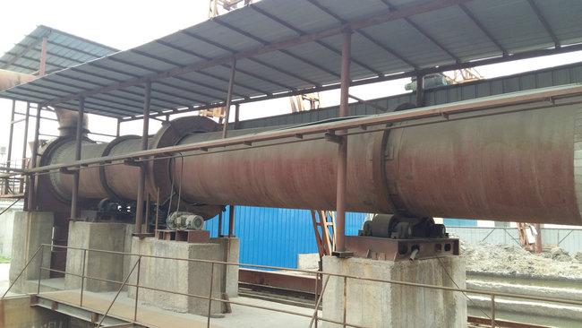 Rotary incinerator body